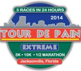 Tour de Pain 1/2 marathon