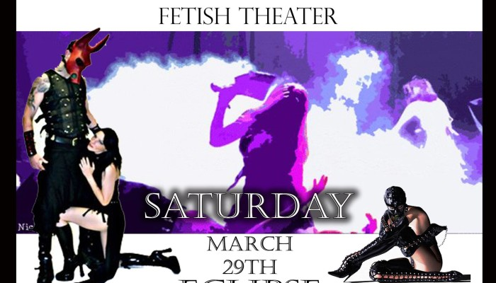The Infernal Doll Factory Sat March 29th