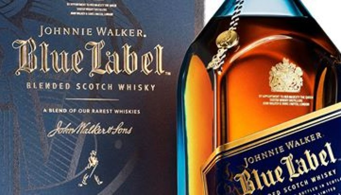 MOJO #4 goes Blue. Johnnie Walker Blue for $12