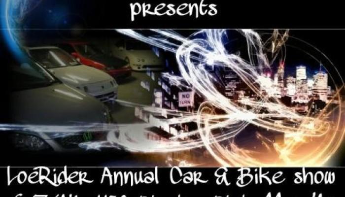 "Team LoeRider AC FL ""LoeRider Annual Car & Bike Show"""