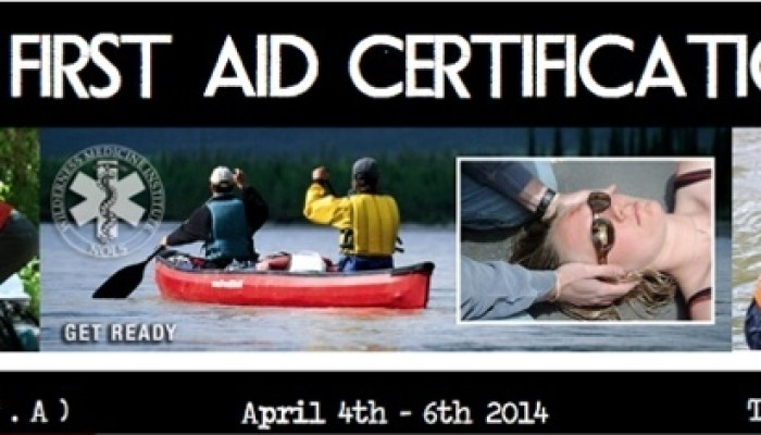 (W.M.I) Wilderness First Aid Certification Course