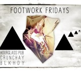 FOOTWORK FRIDAYS @ Hourglass Pub
