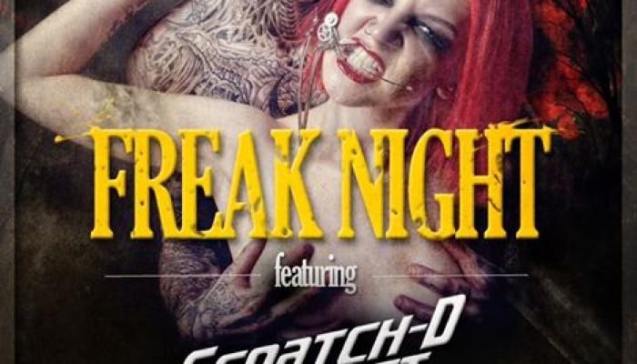 'Freak Night' Halloween Costume Party feat. SCRATCH D of DYNAMIX II ::10.25.14:: Eclipse, Jax FL