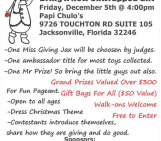 Holiday Party 2015: Toy Drive Jacksonville
