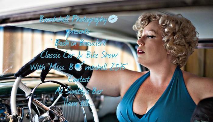 Miss. Bombshell 2015 at Smitty's Dec 27th 11 am till…
