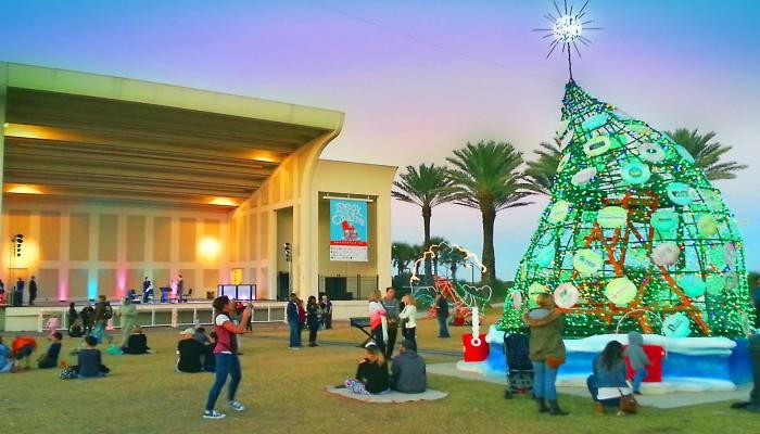 Holiday Party 2015: Seawalk Pavillion:  Sun Dec 14