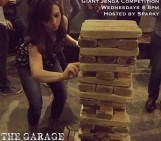 Giant Jenga Competition @ The Garage