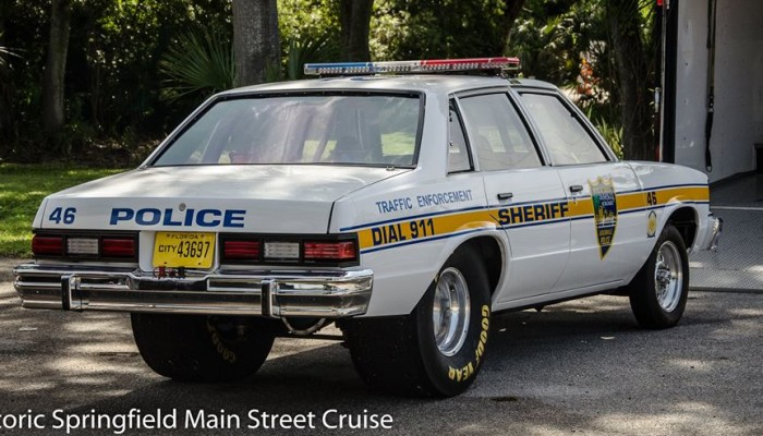 Hot Rodders for Cops