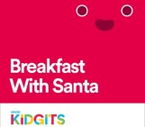 breakfast with santa at the avenues mall