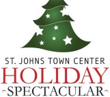 The st.johns town center holiday spectular