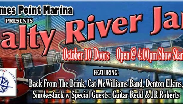Salty River Jam – Dames Point Marina