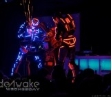Pure Nightclub Jacksonville EDM: The ILLuminautians Robots invade WideAwake♫♪✯