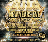New Years Eve 2016 Smokin Aces Party |  Jacksonville Landing Mavericks