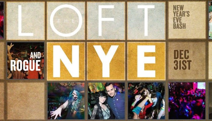 New Years Eve 2016: TheLOFT & The Rouge