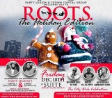 Christmas Party 2015: R.O.O.T.S ThrowBack Hip Hop Party