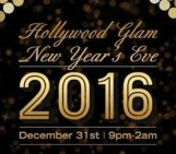 New Years Eve 2016: Hollywood Glam New Years Eve