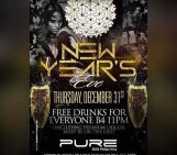 Pure Nightclub Jacksonville New Years Eve 2016
