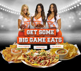 Big Game 2016: Hooters at Jacksonville Landing