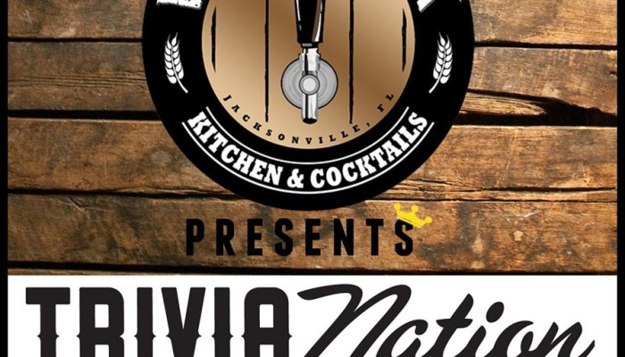 Whiskey Jax: TRIVIA NATION Mondays