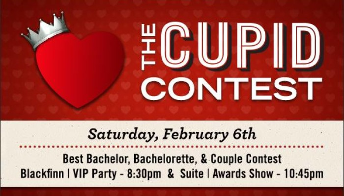 Valentines Day 2016: The Cupid's Contest at Blackfinn