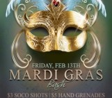 8th Annual Mardi Gras Bash