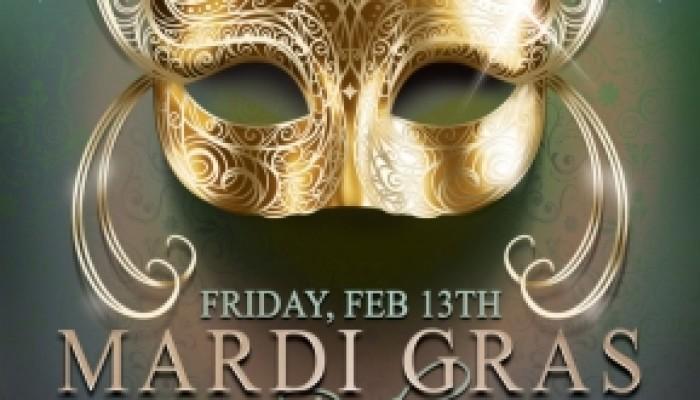 8th Annual Mardi Gras Bash