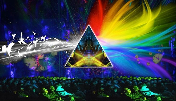 Florida Theater: Pink Floyd Laser Spectacular