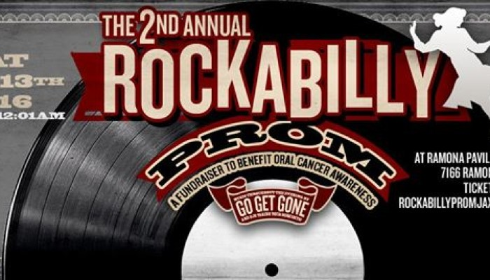 Valentines Day 2016: 2nd ANNUAL ROCKABILLY PROM
