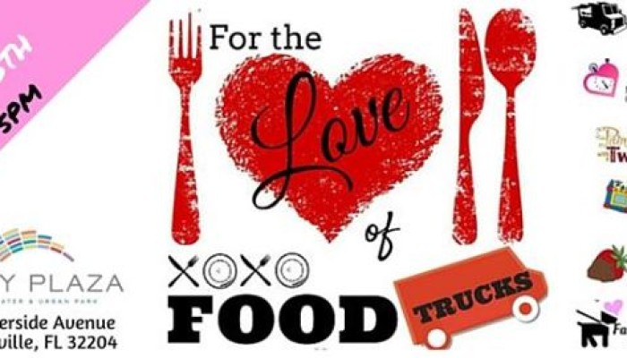 Valentines Day 2016: For the Love of Food Trucks