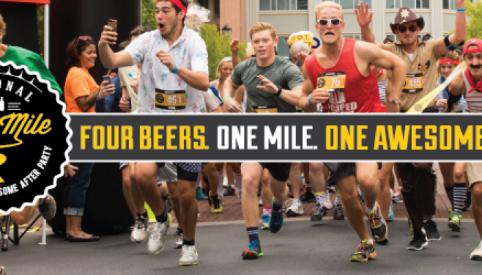 Jacksonville Beer Mile