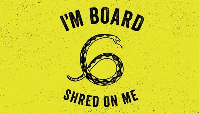 I'M BOARD 6 – A Skateboard Art Show