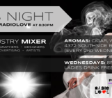 LADIES NIGHT: RADIOLOVE [Fashion Industry Mixer]