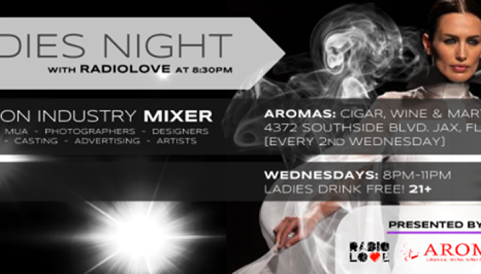 LADIES NIGHT: RADIOLOVE [Fashion Industry Mixer]