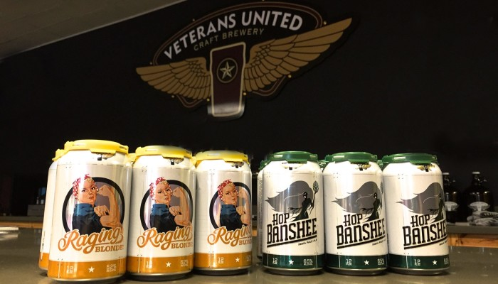 Veterans United Craft Brewery Tour and Tasting