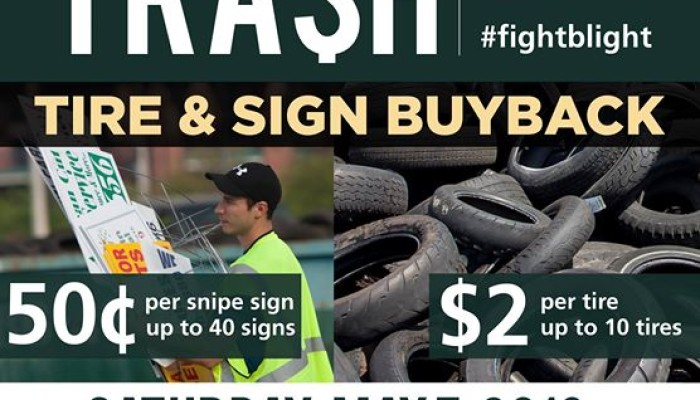 Tire & Sign Buyback Jacksonville