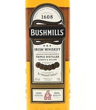 Bushmills Tasting