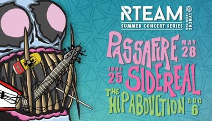 SIDEREAL at RTEAM Summer Concert Series (Pt. 2) Jacksonville