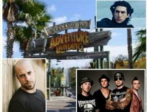 avengenged Sevenfold Jacksonville