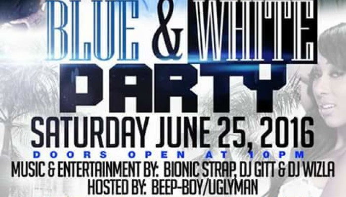 3rd Annual Blue & White Party Jacksonville
