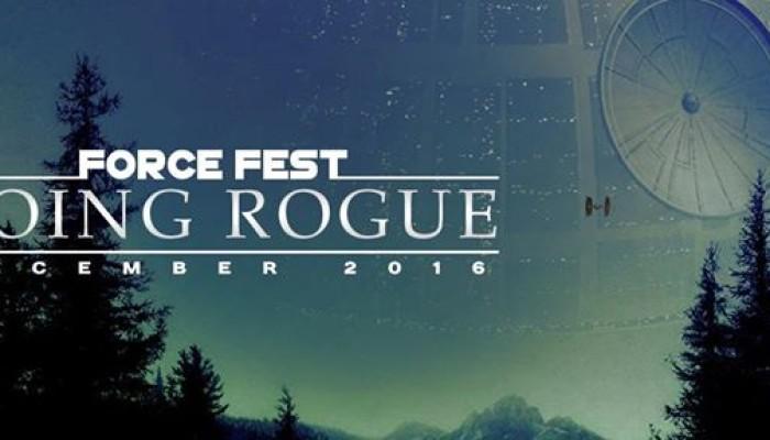 Force Fest: Going Rogue Jacksonville | Sat Dec 10