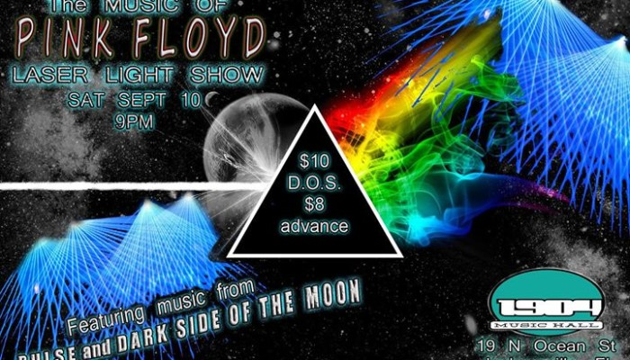 Music of PINK FLOYD Laser Show | 1904 Music Hall | Sat Sep 10