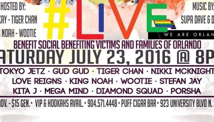 We Are Orlando – Rainbow Elite Jacksonville