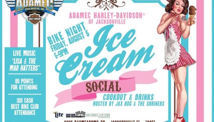 adamac ice cream social