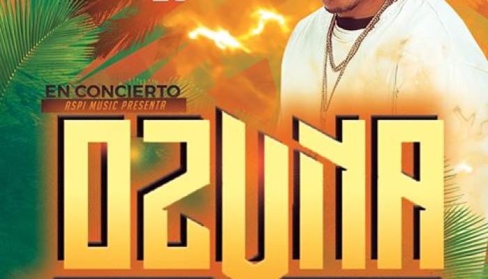Ozuna at PURE – Jacksonville FL – 9/23 Jacksonville