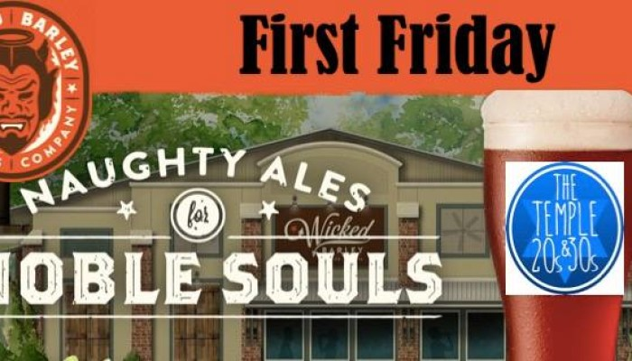 First Friday- Wicked Barley Brewery Jacksonville