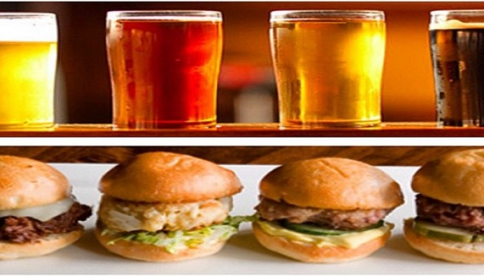 Craft Beer & Sliders Tasting Jacksonville