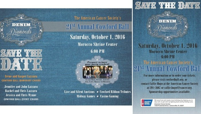 ACS' Cowford Ball 2016 Jacksonville