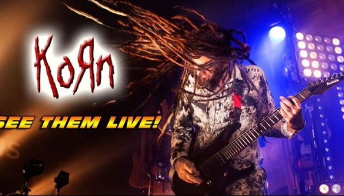 KORN at Jacksonville Veterans Memorial Arena | Wed Oct 12