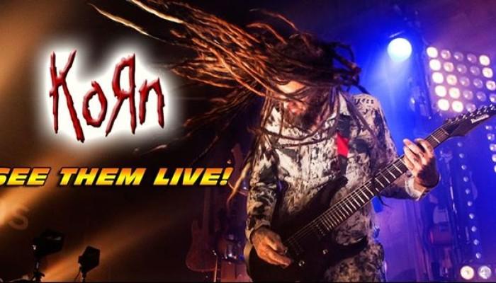 KORN at Jacksonville Veterans Memorial Arena   Wed Oct 12