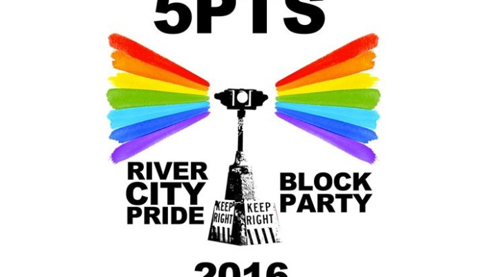 5 Points River City Pride Jacksonville | Sat Oct 1